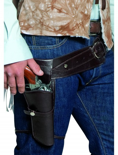 Plus Size Western Gunman Belt, halloween costume (Plus Size Western Gunman Belt)
