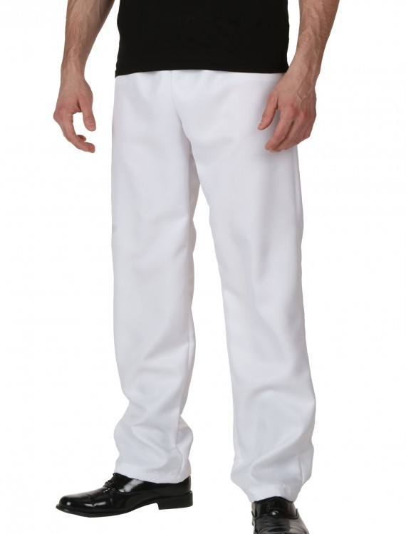 Plus Size White Pants, halloween costume (Plus Size White Pants)