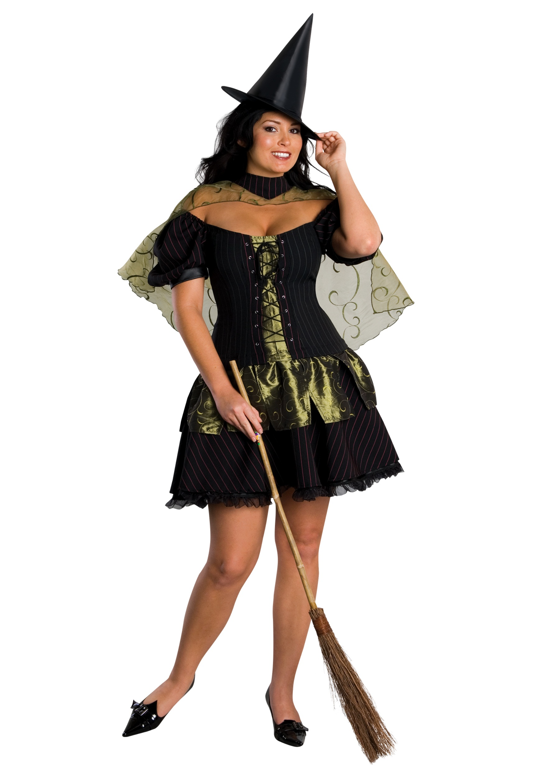 Plus Size Wicked Witch of the West Costume  sc 1 st  Halloween Costumes & Plus Size Wicked Witch of the West Costume - Halloween Costumes
