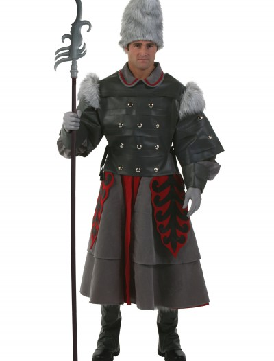 Plus Size Witch Guard Costume, halloween costume (Plus Size Witch Guard Costume)