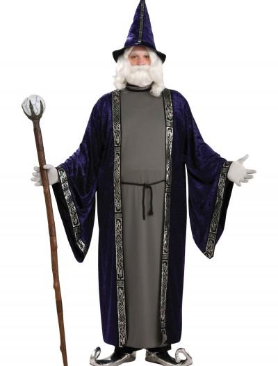 Plus Size Wizard Costume, halloween costume (Plus Size Wizard Costume)