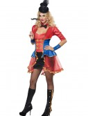 Plus Size Women's Ringmaster Costume, halloween costume (Plus Size Women's Ringmaster Costume)