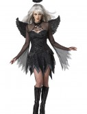 Plus Size Women's Sultry Fallen Angel Costume, halloween costume (Plus Size Women's Sultry Fallen Angel Costume)