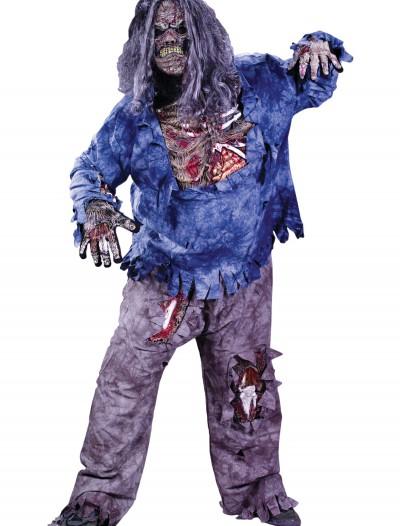 Plus Size Zombie Costume, halloween costume (Plus Size Zombie Costume)