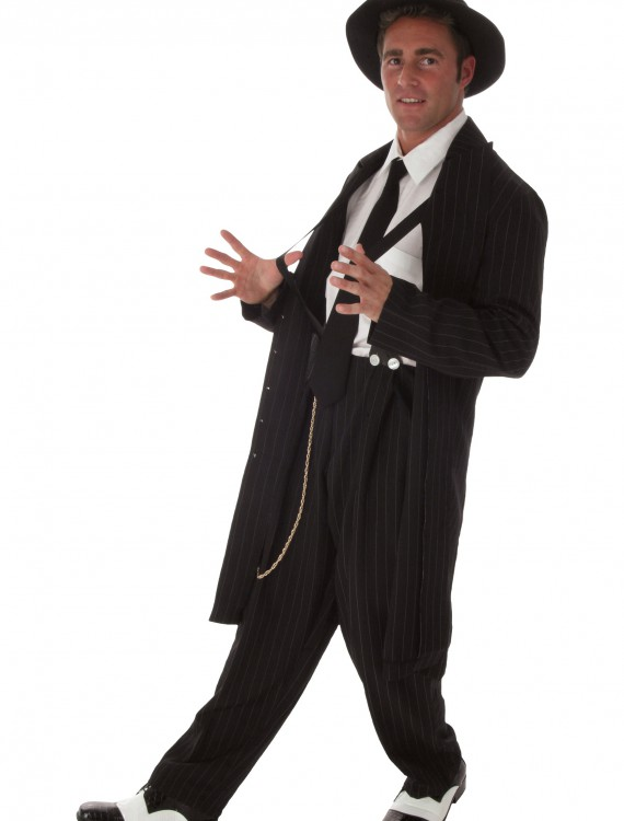 Plus Size Zoot Suit Costume, halloween costume (Plus Size Zoot Suit Costume)