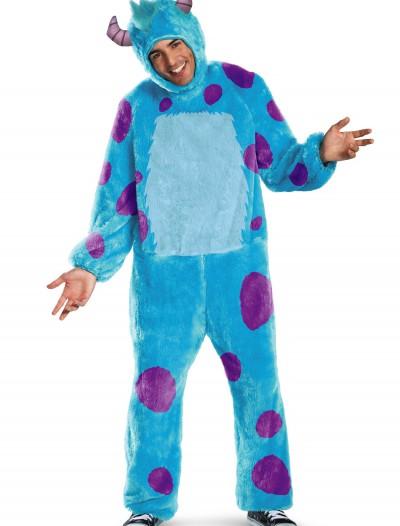 Plus Size Sulley Costume, halloween costume (Plus Size Sulley Costume)