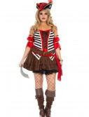 Plus Size Women's Private Pirate Costume, halloween costume (Plus Size Women's Private Pirate Costume)