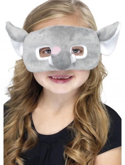 Plush Elephant Eyemask, halloween costume (Plush Elephant Eyemask)