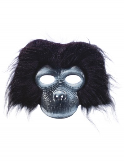 Plush Gorilla Mask, halloween costume (Plush Gorilla Mask)
