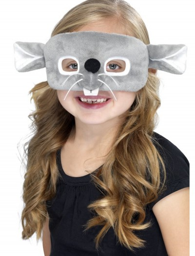 Plush Mouse Eyemask, halloween costume (Plush Mouse Eyemask)