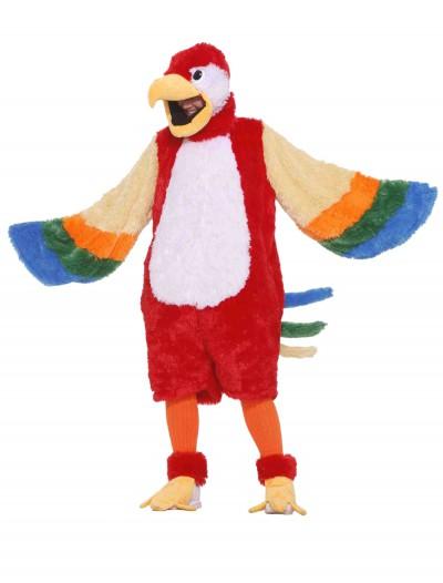 Parrot Mascot Costume, halloween costume (Parrot Mascot Costume)