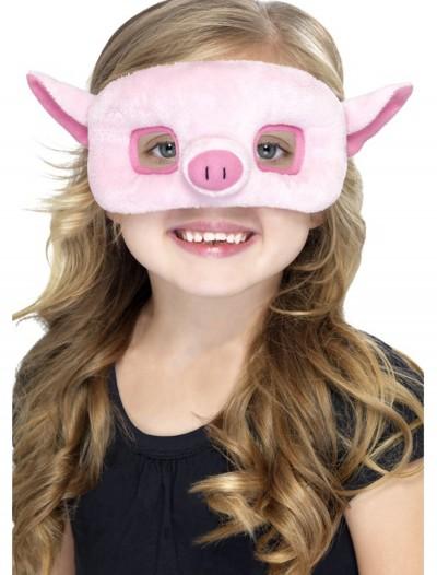 Plush Pig Eyemask, halloween costume (Plush Pig Eyemask)