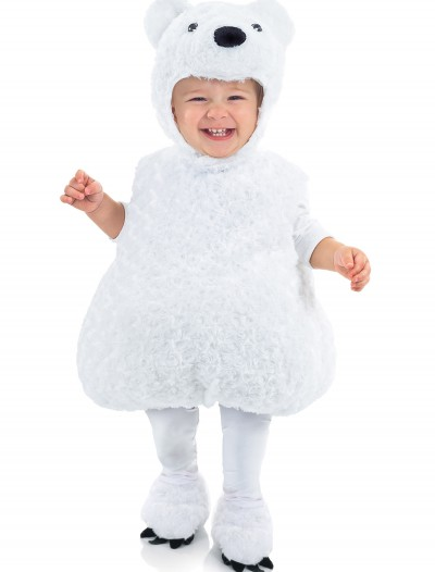Polar Bear Toddler Costume, halloween costume (Polar Bear Toddler Costume)