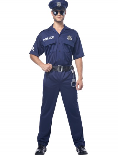 Police Officer Costume, halloween costume (Police Officer Costume)