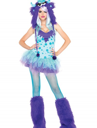 Polka Dotty Monster Costume, halloween costume (Polka Dotty Monster Costume)