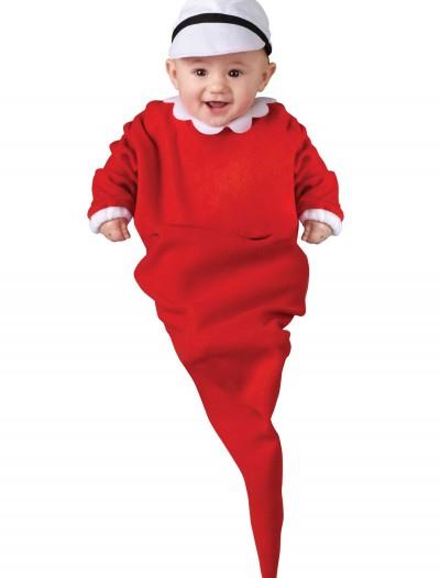 Popeye Sweet Pea Bunting, halloween costume (Popeye Sweet Pea Bunting)