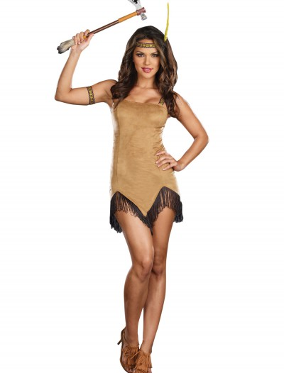 Prances With Wolves Indian Costume, halloween costume (Prances With Wolves Indian Costume)