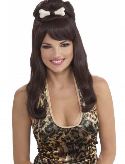 Prehistoric Brown Princess Wig, halloween costume (Prehistoric Brown Princess Wig)