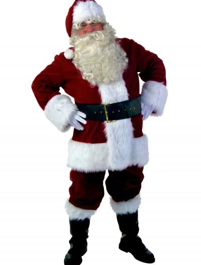 Premiere Santa Suit, halloween costume (Premiere Santa Suit)