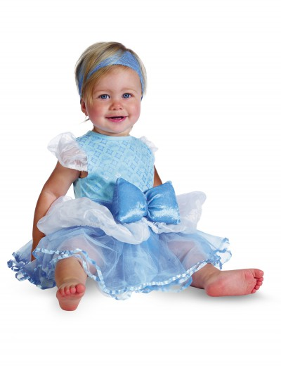 Prestige Infant Cinderella Costume, halloween costume (Prestige Infant Cinderella Costume)