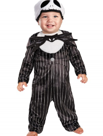Prestige Infant Jack Skellington Costume, halloween costume (Prestige Infant Jack Skellington Costume)
