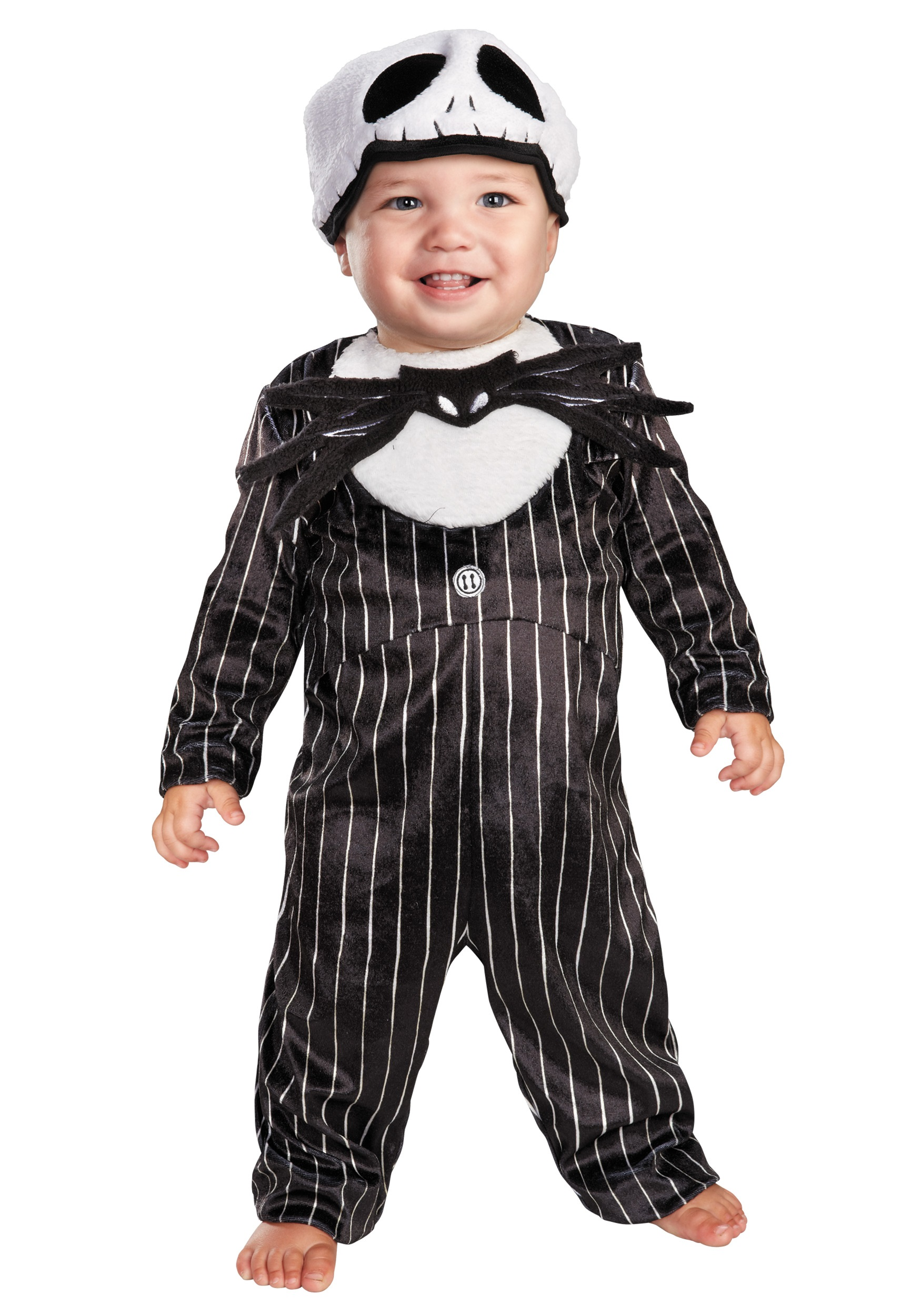 Prestige Infant Jack Skellington Costume  sc 1 st  Halloween Costumes & Prestige Infant Jack Skellington Costume - Halloween Costumes