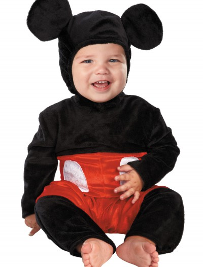 Prestige Infant Mickey Mouse Costume, halloween costume (Prestige Infant Mickey Mouse Costume)