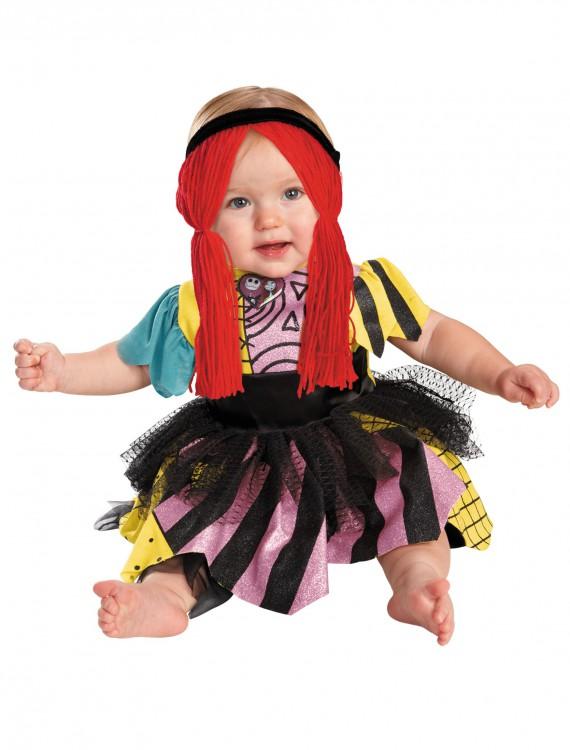 Prestige Infant Sally Costume, halloween costume (Prestige Infant Sally Costume)