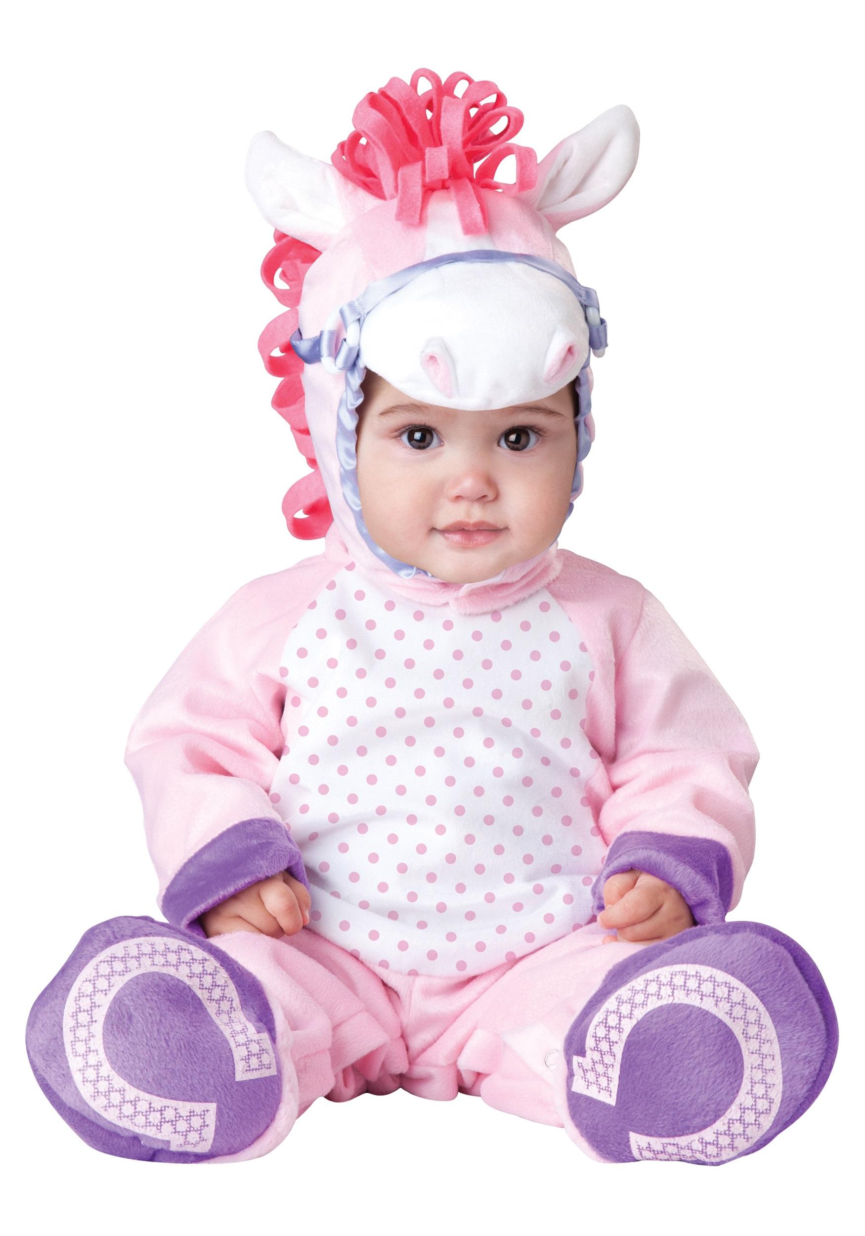 pretty lil pony costume