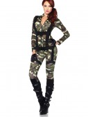 Pretty Paratrooper Costume, halloween costume (Pretty Paratrooper Costume)