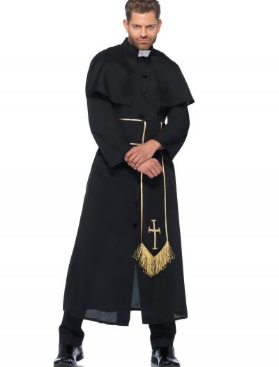 Priest Adult Men's Costume, halloween costume (Priest Adult Men's Costume)