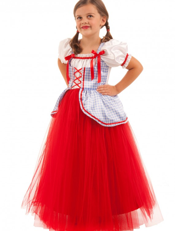 Dorothy Princess Costume, halloween costume (Dorothy Princess Costume)