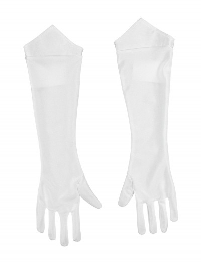 Princess Peach Adult Gloves, halloween costume (Princess Peach Adult Gloves)