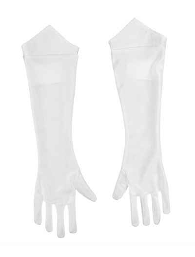 Princess Peach Child Gloves, halloween costume (Princess Peach Child Gloves)
