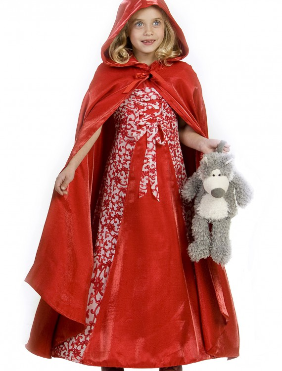 Princess Red Riding Hood Costume, halloween costume (Princess Red Riding Hood Costume)