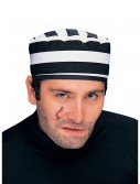 Prisoner Hat, halloween costume (Prisoner Hat)