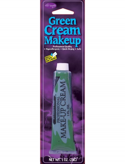 Professional Cream Makeup - Green, halloween costume (Professional Cream Makeup - Green)