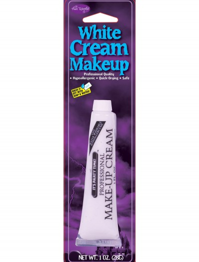 Professional Cream Makeup - White, halloween costume (Professional Cream Makeup - White)