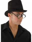 Professor Glasses Black, halloween costume (Professor Glasses Black)