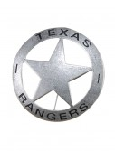 Prop Replica Lone Ranger Badge, halloween costume (Prop Replica Lone Ranger Badge)
