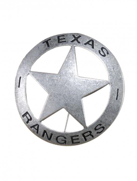 Prop Replica Lone Ranger Badge, halloween costume (Prop Replica Lone Ranger Badge)
