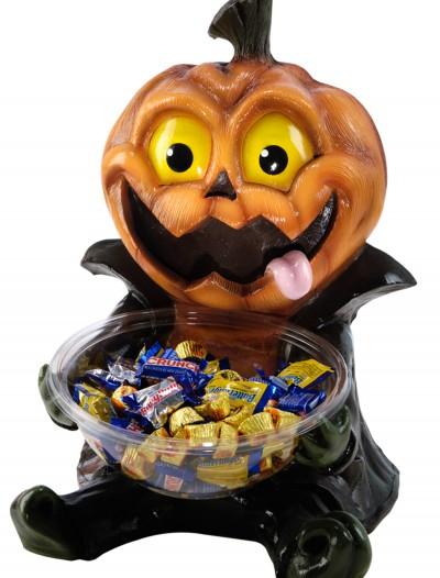 Pumpkin Candy Bowl Holder, halloween costume (Pumpkin Candy Bowl Holder)