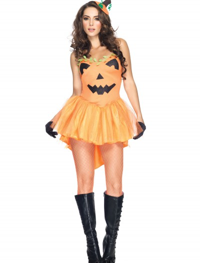 Pumpkin Princess Costume, halloween costume (Pumpkin Princess Costume)