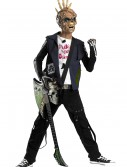 Punk Rocker Zombie Costume, halloween costume (Punk Rocker Zombie Costume)