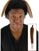 Puppy Dog Ears and Tail, halloween costume (Puppy Dog Ears and Tail)