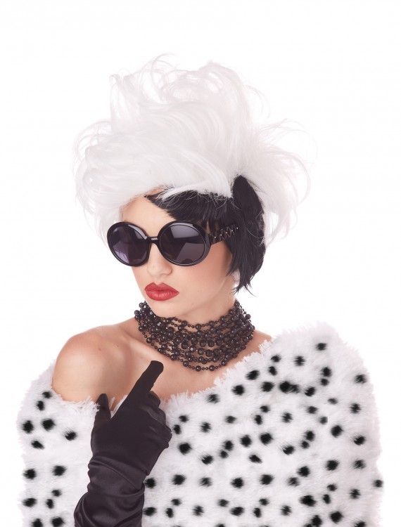 Puppy Poacher Wig, halloween costume (Puppy Poacher Wig)
