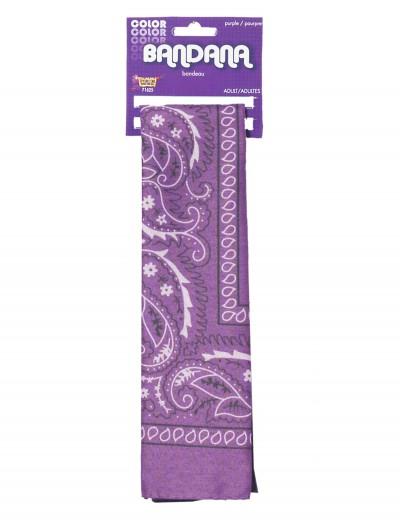 Purple Bandana, halloween costume (Purple Bandana)