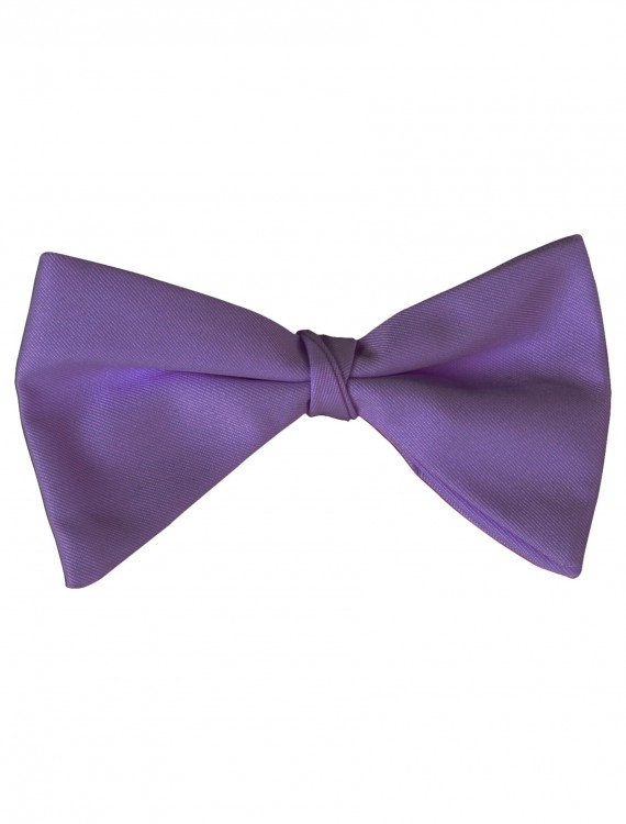 Purple Bow Tie, halloween costume (Purple Bow Tie)