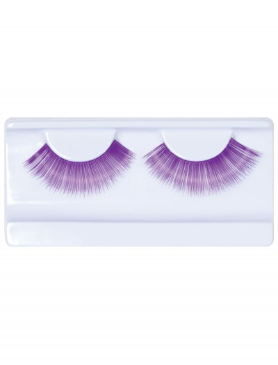 Purple Crayola Eyelashes, halloween costume (Purple Crayola Eyelashes)