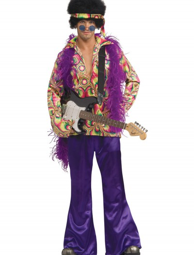 Purple Daze Hippie Costume, halloween costume (Purple Daze Hippie Costume)